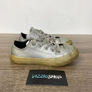 Converse - Pure Silver - Youth 11 - 653108C
